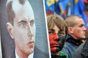 UKRAINE-HISTORY-NATIONALIST-MARCH