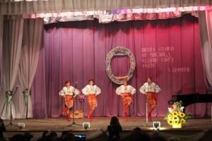 Народний танець вчителів