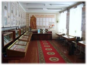 музей Бойової слави при Черняхівській гімназії