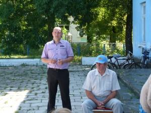 сільський голова Троковицької сільської ради