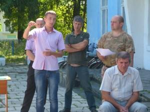 Анатолій Мельниченко - громадський активіст